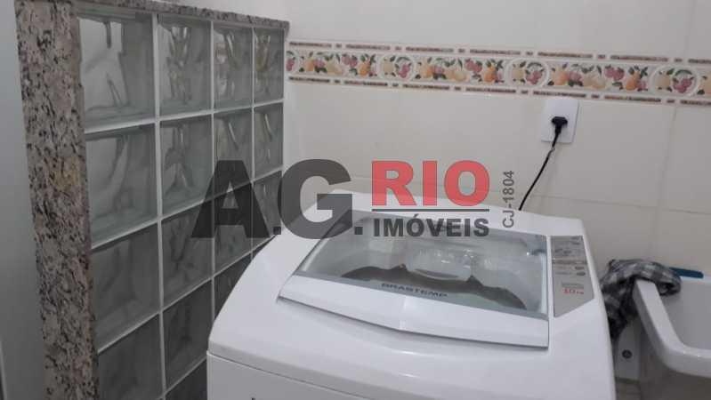 COZINHA - Apartamento À Venda - Rio de Janeiro - RJ - Pechincha - FRAP20015 - 12