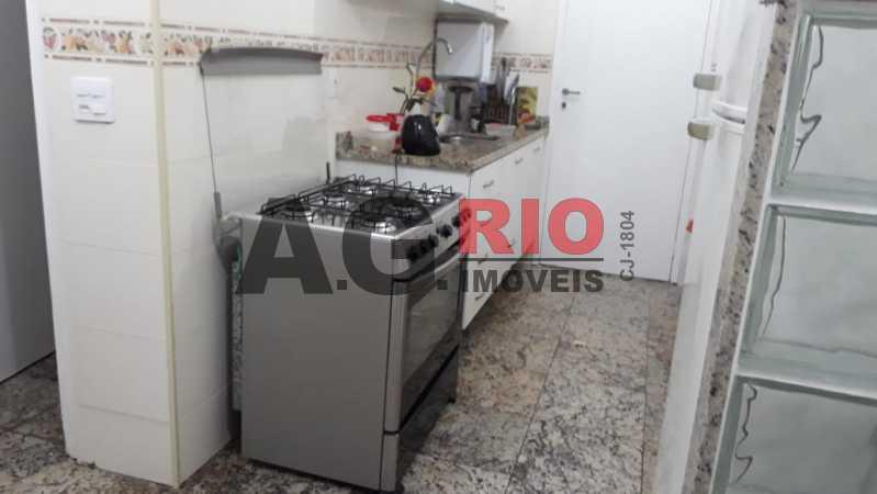 COZINHA - Apartamento À Venda - Rio de Janeiro - RJ - Pechincha - FRAP20015 - 10