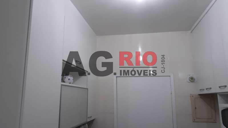 COZINHA - Apartamento À Venda - Rio de Janeiro - RJ - Pechincha - FRAP20015 - 8