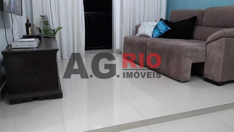 SALA 2 - Apartamento À Venda - Rio de Janeiro - RJ - Pechincha - FRAP20015 - 4