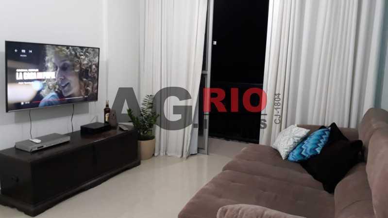 SALA 2 - Apartamento À Venda - Rio de Janeiro - RJ - Pechincha - FRAP20015 - 5