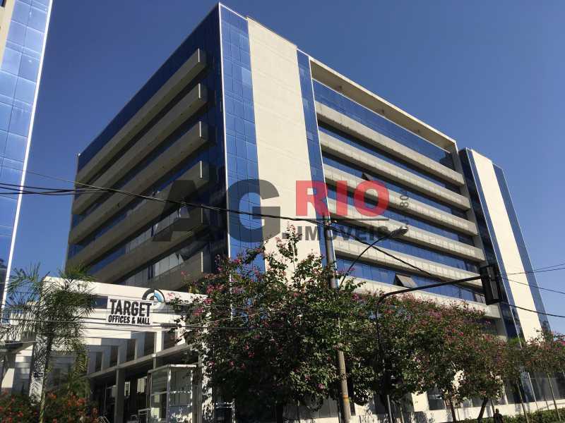 1 - Sala Comercial Para Alugar no Condomínio Target Offices mall - Rio de Janeiro - RJ - Pechincha - FRSL10001 - 1