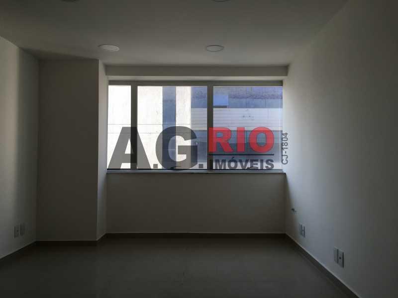 2 - Sala Comercial Para Alugar no Condomínio Target Offices mall - Rio de Janeiro - RJ - Pechincha - FRSL10001 - 3