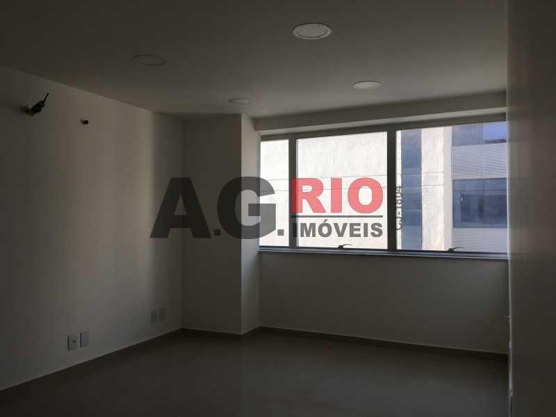 4 - Sala Comercial Para Alugar no Condomínio Target Offices mall - Rio de Janeiro - RJ - Pechincha - FRSL10001 - 5