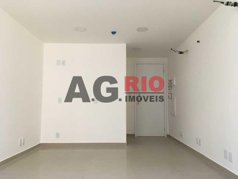 5 - Sala Comercial Para Alugar no Condomínio Target Offices mall - Rio de Janeiro - RJ - Pechincha - FRSL10001 - 6