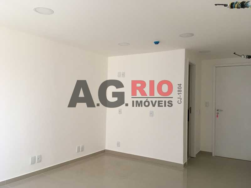 6 - Sala Comercial Para Alugar no Condomínio Target Offices mall - Rio de Janeiro - RJ - Pechincha - FRSL10001 - 7
