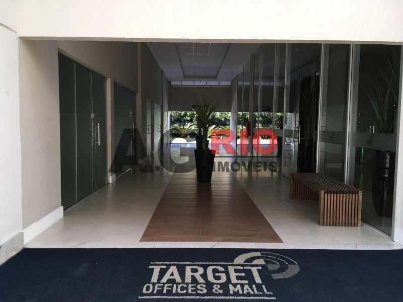 10 - Sala Comercial Para Alugar no Condomínio Target Offices mall - Rio de Janeiro - RJ - Pechincha - FRSL10001 - 11
