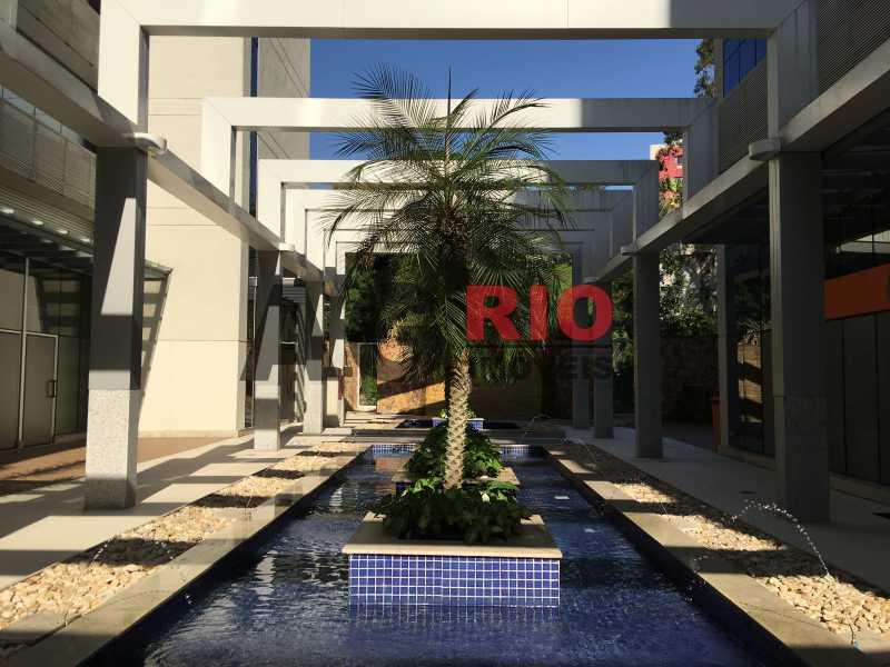 12 - Sala Comercial Para Alugar no Condomínio Target Offices mall - Rio de Janeiro - RJ - Pechincha - FRSL10001 - 13