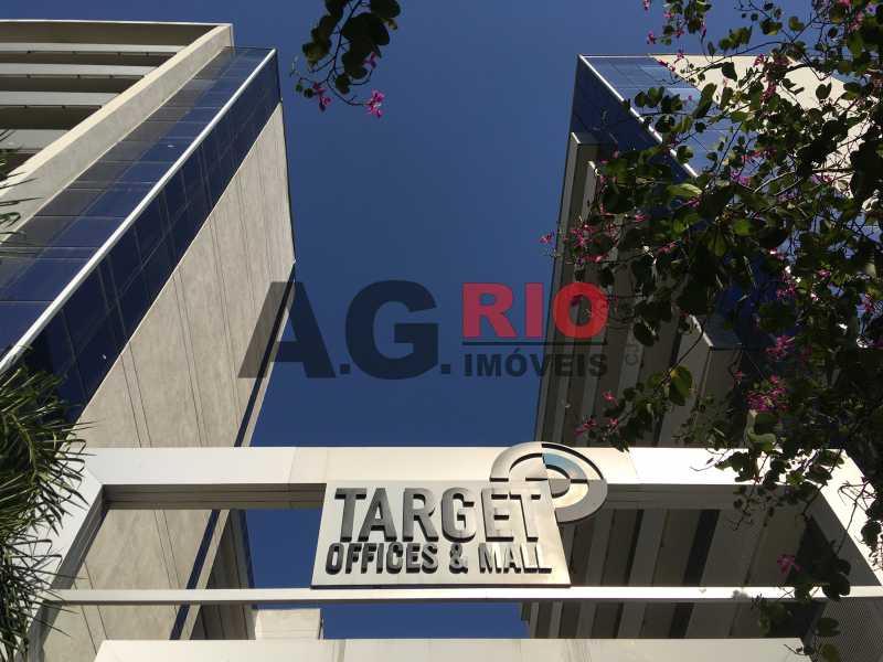 16 - Sala Comercial Para Alugar no Condomínio Target Offices mall - Rio de Janeiro - RJ - Pechincha - FRSL10001 - 17