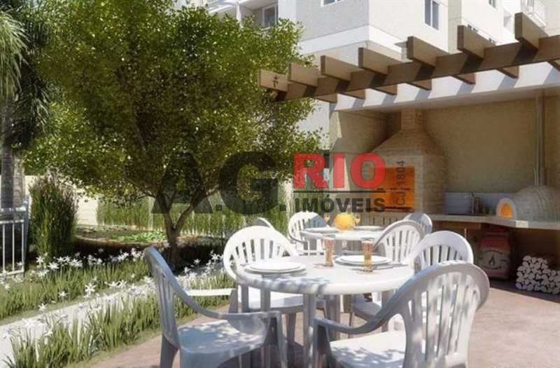 churrasqueira - Apartamento Rio de Janeiro, Cascadura, RJ À Venda, 2 Quartos, 49m² - VVAP20159 - 11