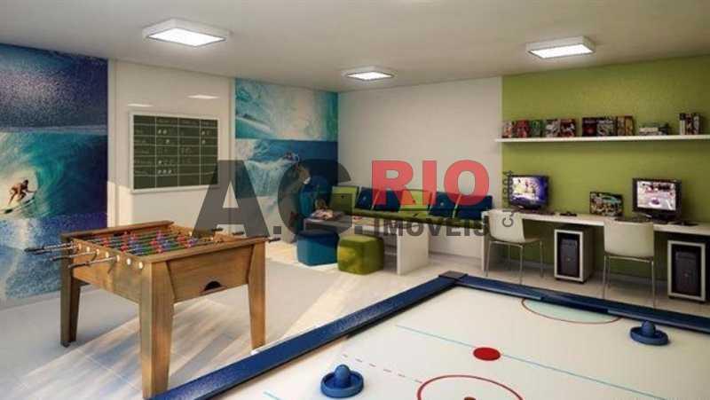 jogos - Apartamento Rio de Janeiro, Cascadura, RJ À Venda, 2 Quartos, 49m² - VVAP20159 - 12