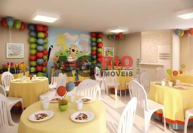 salao - Apartamento Rio de Janeiro, Cascadura, RJ À Venda, 2 Quartos, 49m² - VVAP20159 - 14