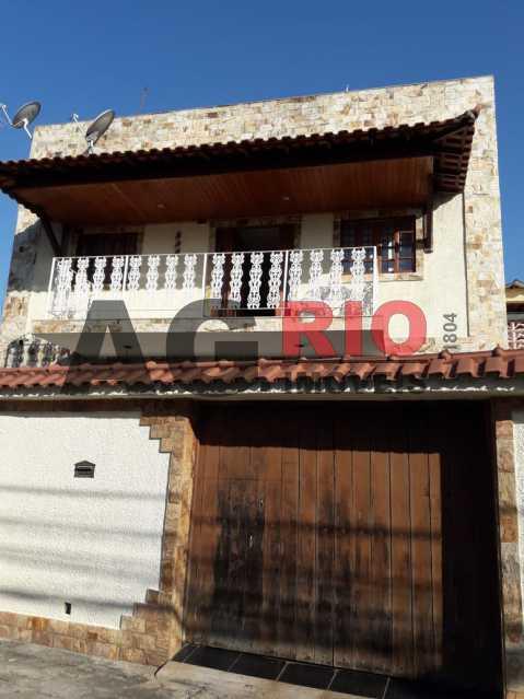 IMG-20180820-WA0075 - Casa À Venda - Rio de Janeiro - RJ - Oswaldo Cruz - TQCA40006 - 1