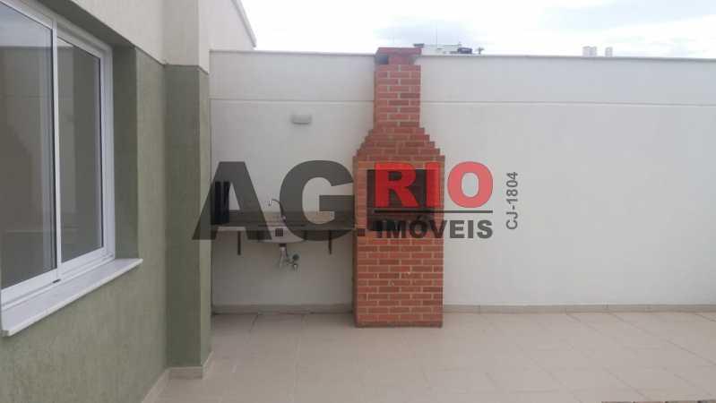 ffb1821d-362b-4feb-89c8-6ef148 - Cobertura 2 quartos à venda Rio de Janeiro,RJ - R$ 470.000 - FRCO20003 - 21