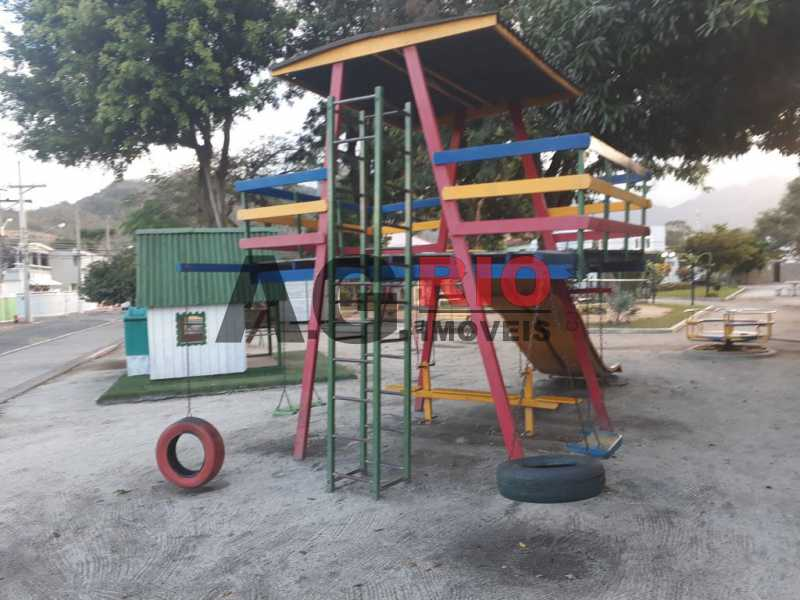 CONDOMÍNIO VALE DO RIO GRANDE - Casa À Venda no Condomínio Vale do Rio Grande - Rio de Janeiro - RJ - Taquara - TQCN30034 - 28