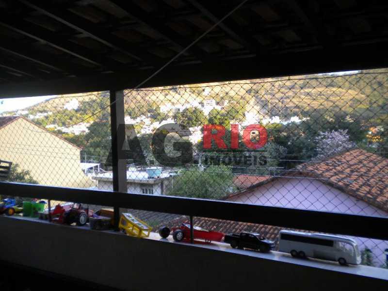 CONDOMÍNIO VALE DO RIO GRANDE - Casa À Venda no Condomínio Vale do Rio Grande - Rio de Janeiro - RJ - Taquara - TQCN30034 - 6