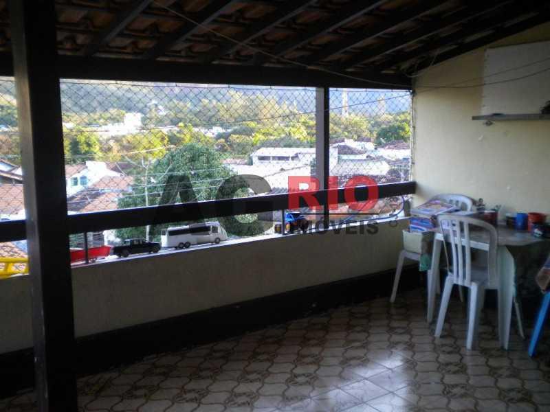 CONDOMÍNIO VALE DO RIO GRANDE - Casa À Venda no Condomínio Vale do Rio Grande - Rio de Janeiro - RJ - Taquara - TQCN30034 - 7