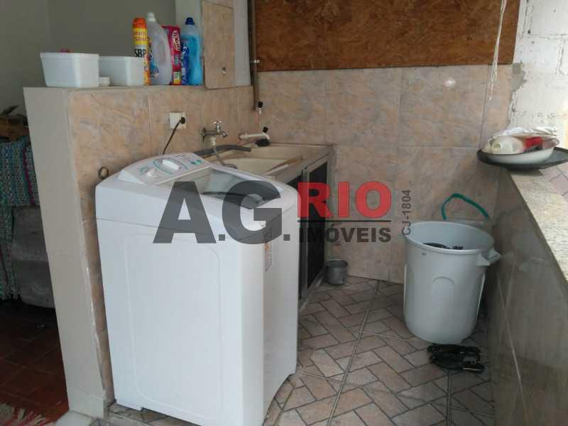 IMG-20180914-WA0043 - Casa em Condominio À Venda - Rio de Janeiro - RJ - Tanque - TQCN20024 - 15