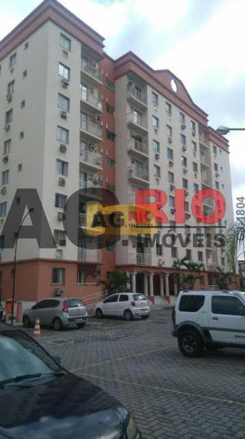 PRÉDIO - Apartamento Para Alugar - Rio de Janeiro - RJ - Campinho - VVAP20197 - 1