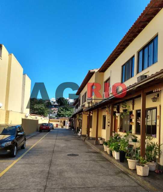 IMG_20200806_092332823_HDR - Casa em Condomínio 2 quartos à venda Rio de Janeiro,RJ - R$ 299.000 - FRCN20008 - 17