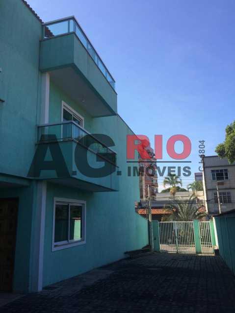 WhatsApp Image 2018-10-09 at 0 - Casa de Vila 2 quartos à venda Rio de Janeiro,RJ - R$ 390.000 - VVCV20020 - 1