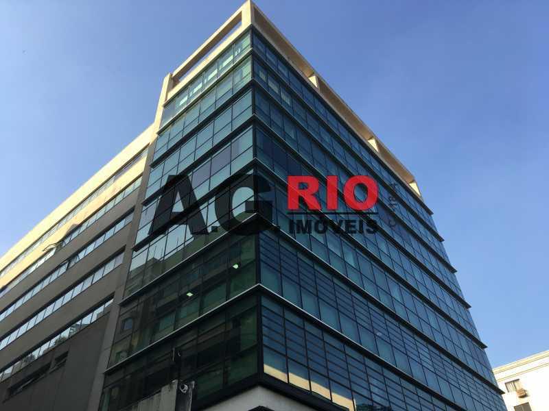 9 - Sala Comercial Para Alugar no Condomínio GLOBAL OFFICE FREGUESIA - Rio de Janeiro - RJ - Freguesia (Jacarepaguá) - TQSL00006 - 1