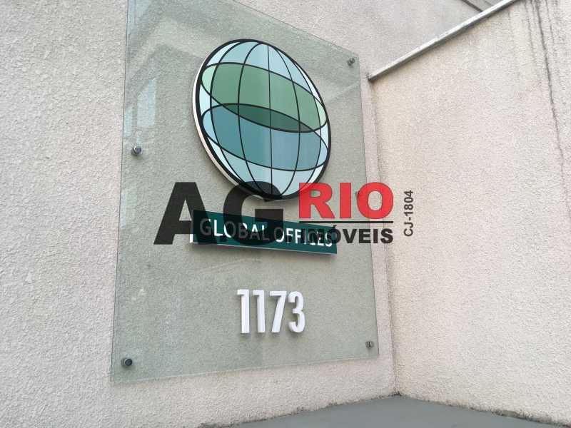 1 - Sala Comercial Para Alugar no Condomínio GLOBAL OFFICE FREGUESIA - Rio de Janeiro - RJ - Freguesia (Jacarepaguá) - TQSL00006 - 10