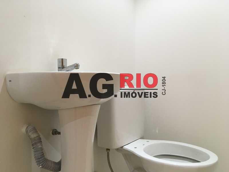 6 - Sala Comercial Para Alugar no Condomínio GLOBAL OFFICE FREGUESIA - Rio de Janeiro - RJ - Freguesia (Jacarepaguá) - TQSL00006 - 7