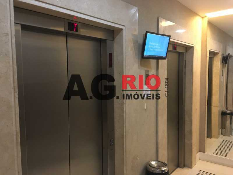 7 - Sala Comercial Para Alugar no Condomínio GLOBAL OFFICE FREGUESIA - Rio de Janeiro - RJ - Freguesia (Jacarepaguá) - TQSL00006 - 8