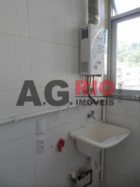SAM_3683 - Apartamento em condomínio Para Alugar - Condomínio Bela Vista - Rio de Janeiro - RJ - Taquara - TQAP20193 - 9