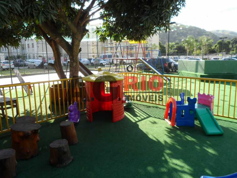 SAM_3689 - Apartamento em condomínio Para Alugar - Condomínio Bela Vista - Rio de Janeiro - RJ - Taquara - TQAP20193 - 15