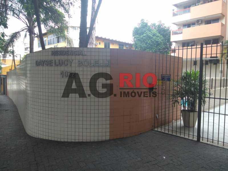 CIC01 - Apartamento À Venda no Condomínio Parque Village - Rio de Janeiro - RJ - Freguesia (Jacarepaguá) - FRAP20060 - 4