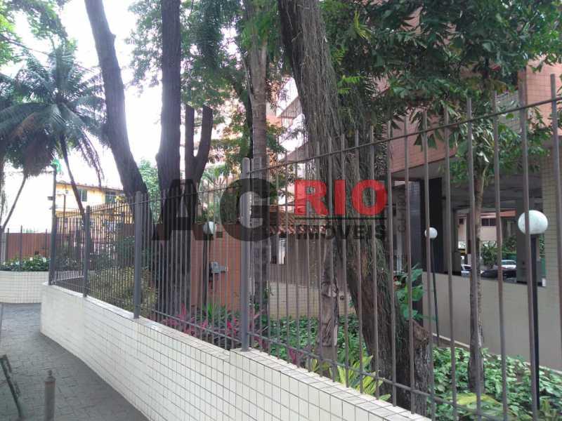 CIC01a - Apartamento À Venda no Condomínio Parque Village - Rio de Janeiro - RJ - Freguesia (Jacarepaguá) - FRAP20060 - 5