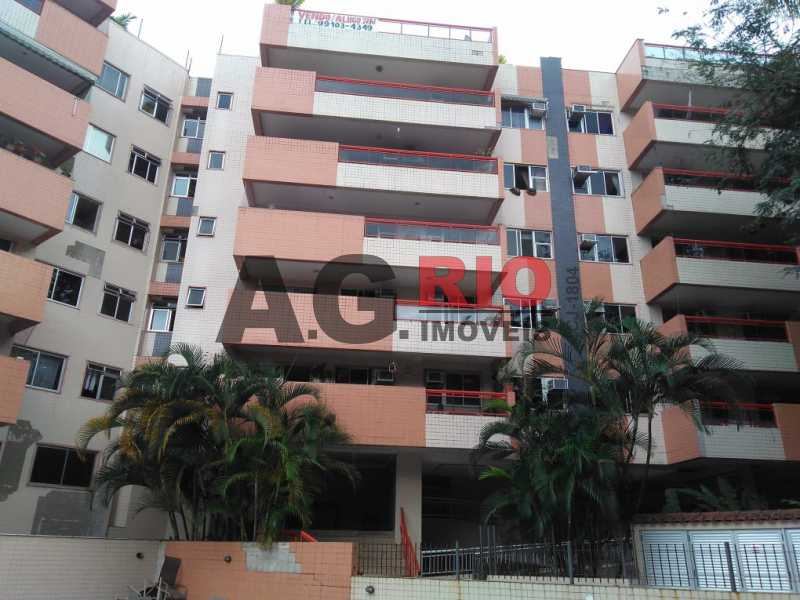 CIC02 - Apartamento À Venda no Condomínio Parque Village - Rio de Janeiro - RJ - Freguesia (Jacarepaguá) - FRAP20060 - 1