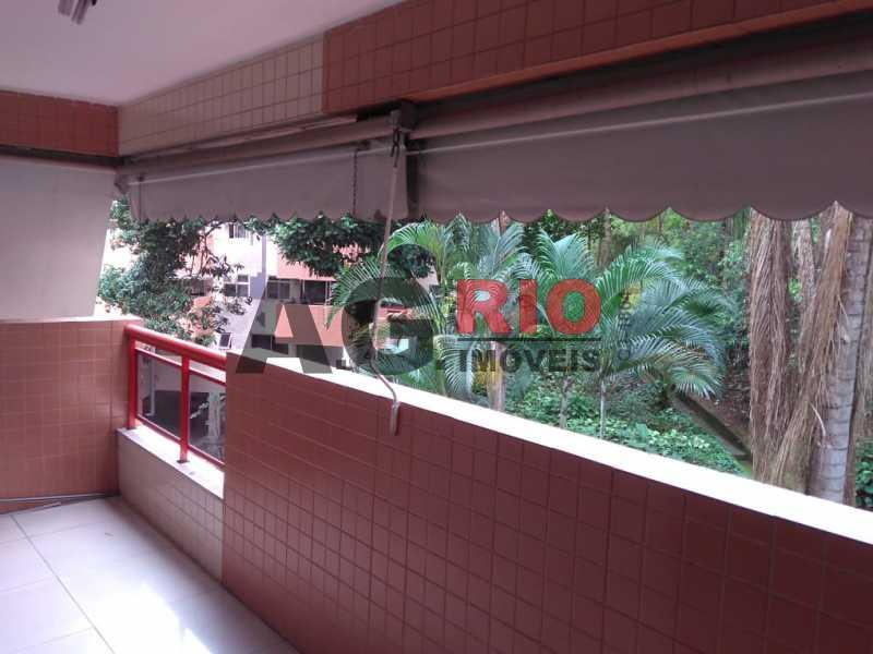 CIC09 - Apartamento À Venda no Condomínio Parque Village - Rio de Janeiro - RJ - Freguesia (Jacarepaguá) - FRAP20060 - 13