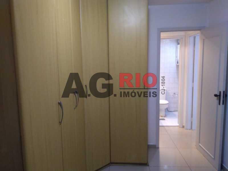 CIC13 - Apartamento À Venda no Condomínio Parque Village - Rio de Janeiro - RJ - Freguesia (Jacarepaguá) - FRAP20060 - 17