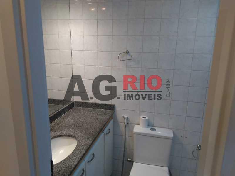CIC15 - Apartamento À Venda no Condomínio Parque Village - Rio de Janeiro - RJ - Freguesia (Jacarepaguá) - FRAP20060 - 19