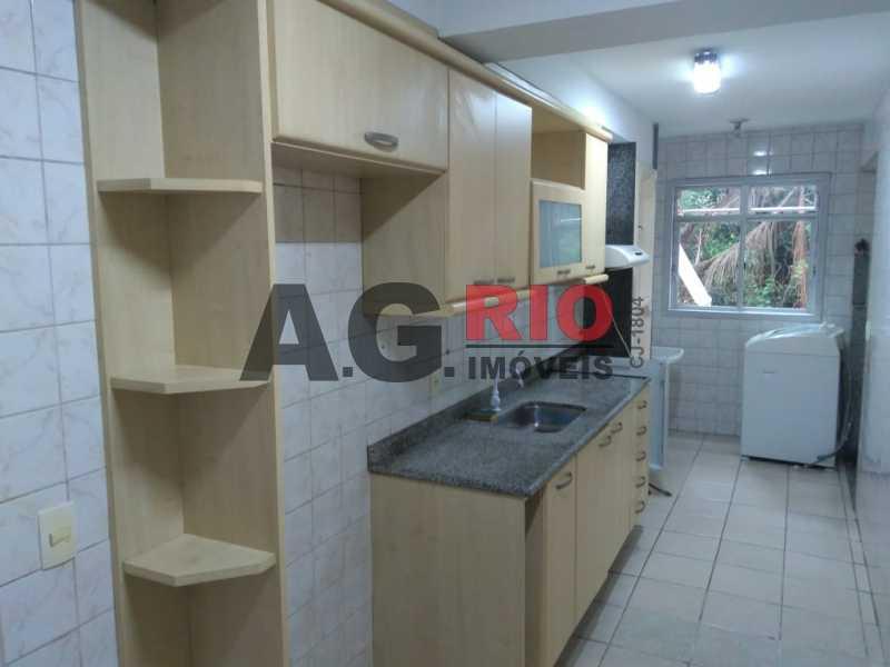 CIC16 - Apartamento À Venda no Condomínio Parque Village - Rio de Janeiro - RJ - Freguesia (Jacarepaguá) - FRAP20060 - 20