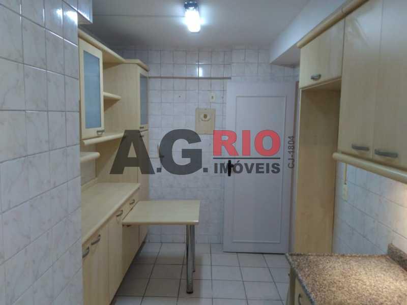 CIC17 - Apartamento À Venda no Condomínio Parque Village - Rio de Janeiro - RJ - Freguesia (Jacarepaguá) - FRAP20060 - 21