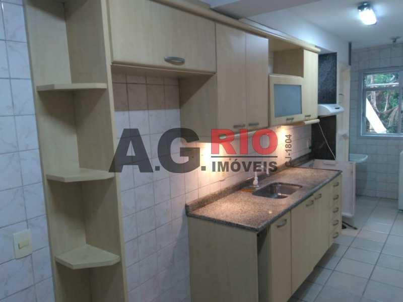 CIC19 - Apartamento À Venda no Condomínio Parque Village - Rio de Janeiro - RJ - Freguesia (Jacarepaguá) - FRAP20060 - 23