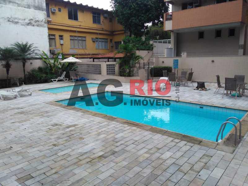 CIC20 - Apartamento À Venda no Condomínio Parque Village - Rio de Janeiro - RJ - Freguesia (Jacarepaguá) - FRAP20060 - 24