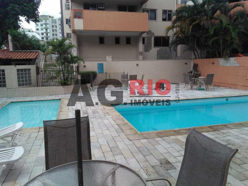 CIC21 - Apartamento À Venda no Condomínio Parque Village - Rio de Janeiro - RJ - Freguesia (Jacarepaguá) - FRAP20060 - 25