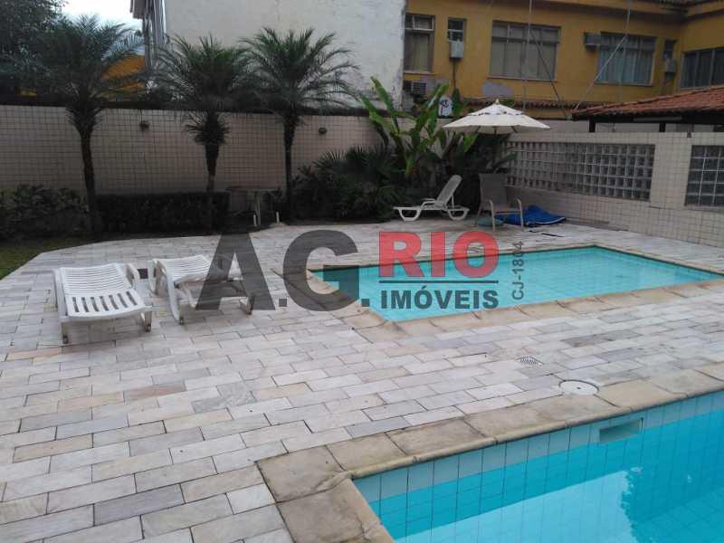 CIC23 - Apartamento À Venda no Condomínio Parque Village - Rio de Janeiro - RJ - Freguesia (Jacarepaguá) - FRAP20060 - 26