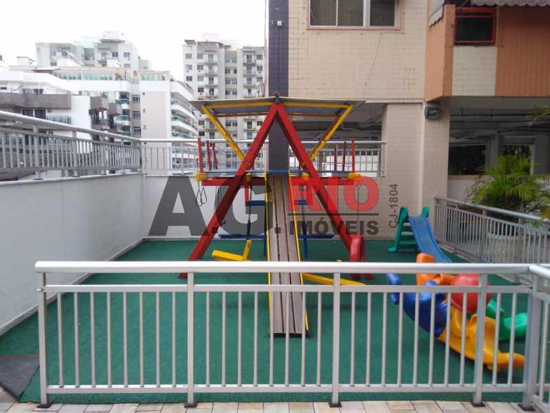 CIC26 - Apartamento À Venda no Condomínio Parque Village - Rio de Janeiro - RJ - Freguesia (Jacarepaguá) - FRAP20060 - 27
