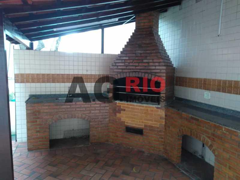 CIC28 - Apartamento À Venda no Condomínio Parque Village - Rio de Janeiro - RJ - Freguesia (Jacarepaguá) - FRAP20060 - 29