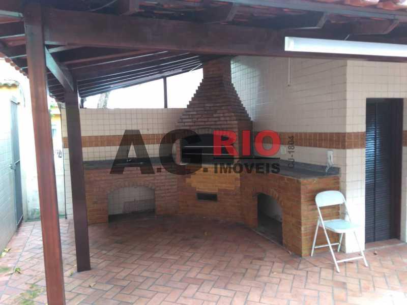 CIC29 - Apartamento À Venda no Condomínio Parque Village - Rio de Janeiro - RJ - Freguesia (Jacarepaguá) - FRAP20060 - 30