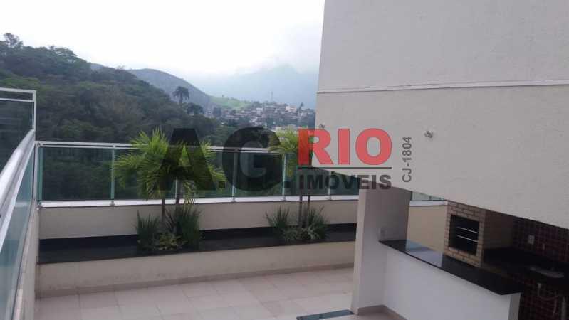 6993e0b2-a083-4178-af7f-4d351e - Cobertura 2 quartos à venda Rio de Janeiro,RJ - R$ 449.000 - FRCO20004 - 23