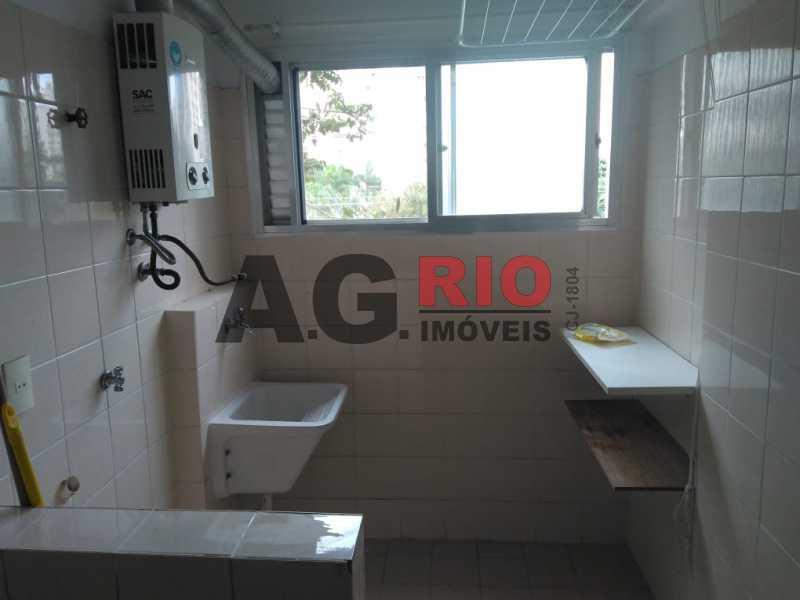 J20 - Apartamento À Venda - Rio de Janeiro - RJ - Barra da Tijuca - FRAP20062 - 29