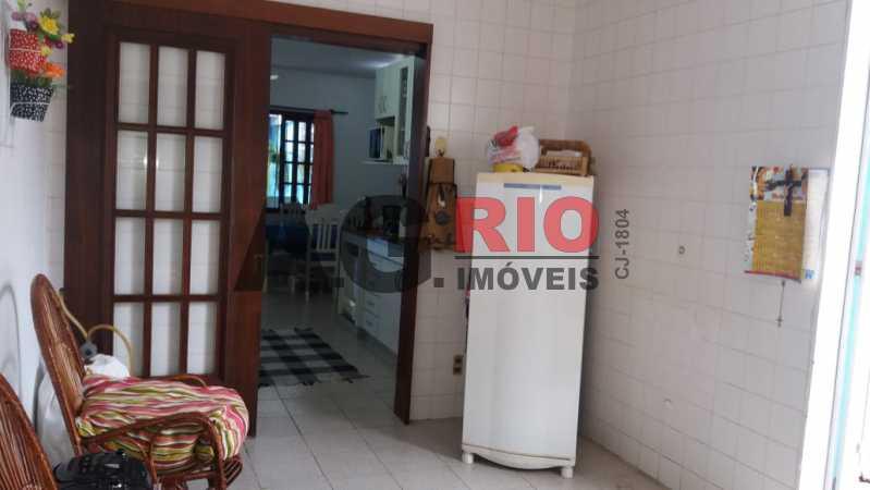 011e6efe-b4c7-41e0-a33d-644be8 - Casa À Venda no Condomínio gramado - Rio de Janeiro - RJ - Taquara - FRCN40012 - 17