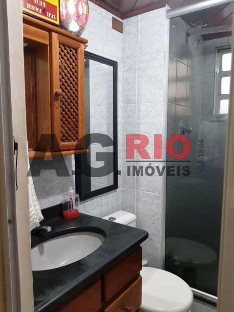 Vista indevassável - Apartamento À Venda - Rio de Janeiro - RJ - Taquara - TQAP20220 - 13